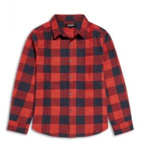 НОВАЯ Мегакрутая рубашка RIOT CLUB (Англия)