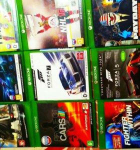 Диски для Xbox one