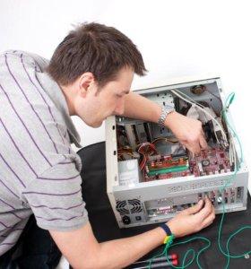 Стаж более 7 лет в сфере IT,ремонтирую быстро и ка