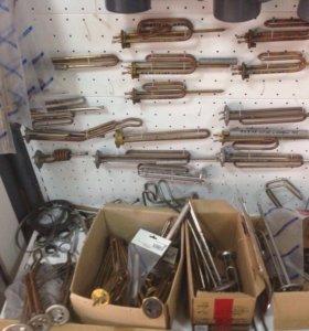 Тены для водонагревателей аноды термостаты