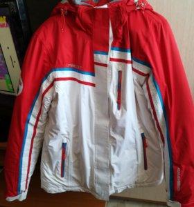 Куртка - горнолыжка