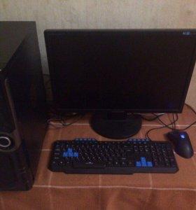 Продам персональный компьютер + компьютерный стол