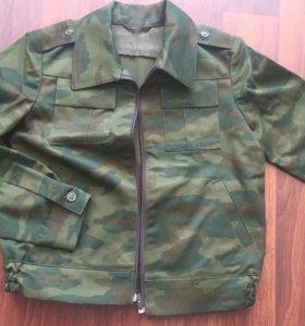 Военная курточка для мальчика