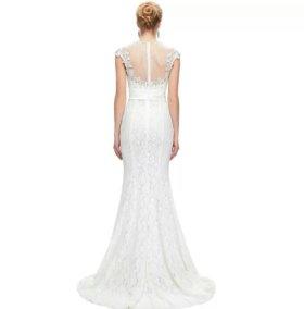НОВОЕ свадебное /вечернее платье