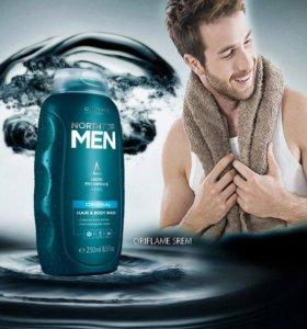 Шампунь для волос и тела «Норд Ориджинал»