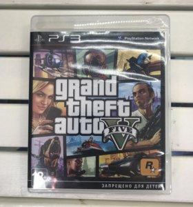GTA 5 PlayStation 3, ps3