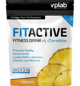 Витаминно-минеральный напиток с L-карнитином.