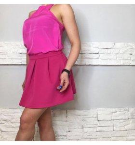 Новая юбка - солнце
