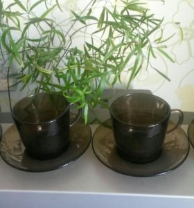 Чайные пары 4 шт.