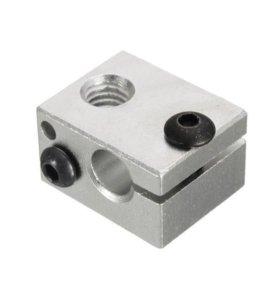 Термоблок для принтера E3D V6 / HOTEND