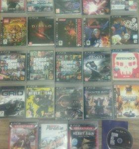 Игры для Sony PlayStation 3