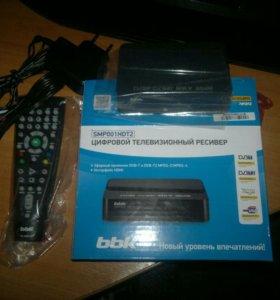 Цифровой Телевизионный Ресервер BBK