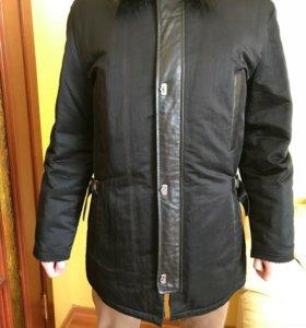 Куртка зимняя мужская новая!