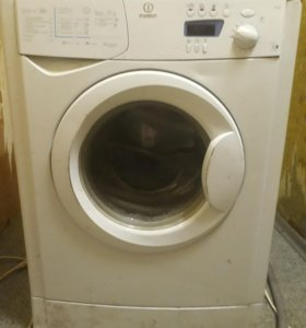стиральная машинка indesit wise 8