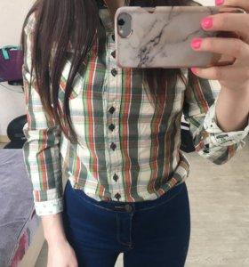 2 рубашки Mexx
