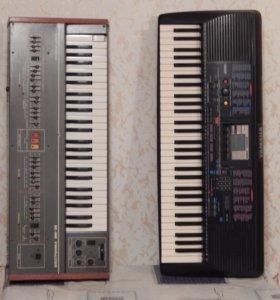 синтезатор электроника эм-25