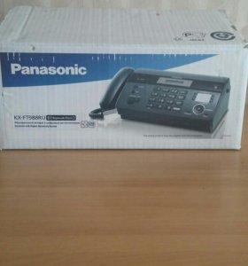 Факс KX-FT988RU (новый)