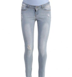Новые джинсы для беременяшек))