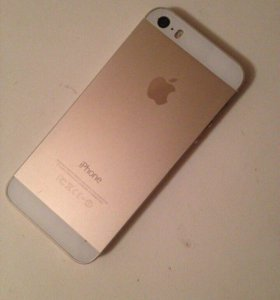 iPhone📱5s gold