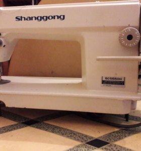 Промышленная швейная машинка Shanggong GC555OH