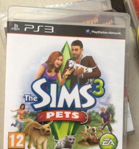 Игра Sims3 pets