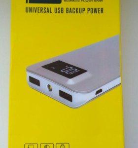 Внешний аккумулятор Power Bank Remax 20000 mAh/