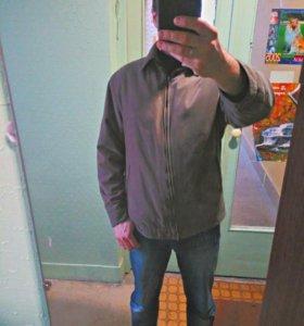 Куртка демисезонная с отстегивающейся подкладкой