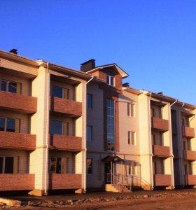 Квартира, свободная планировка, 43 м²