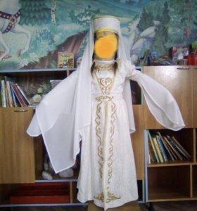Прокат национального платья (фащэ)
