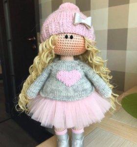Кукла Тильда 30 см