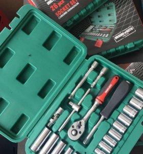 Новый набор инструмента Braum Auto 26 предметов