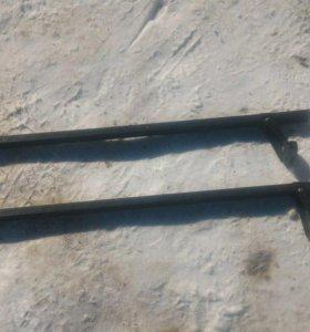 Багажник на крышу на ВАЗ 2110