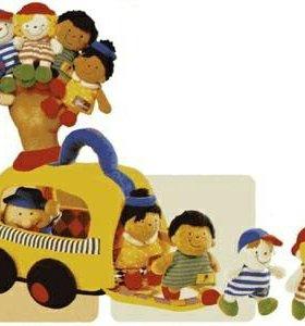 Ki kids школьный автобус