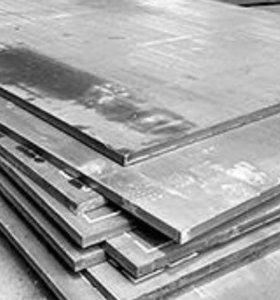 Лист металла 10 мм