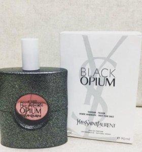 BLACK OPIUM тестер женского парфюма