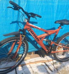 Велосипед Totem 26-210 двухподвес
