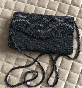 Вечерняя сумочка из бисера