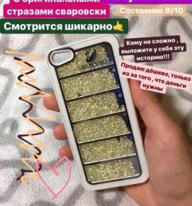 Оригинальный чехол на айфон 5/5s/SE