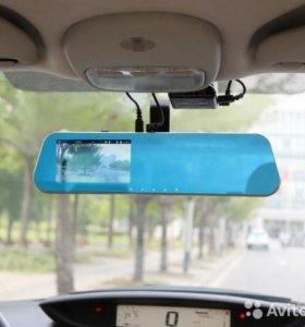 Зеркало-видеорегистратор CAR dvrs mirror HD 1080p