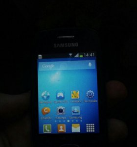 Телефон SAMSUNG galaxy pocket neo gt-5312