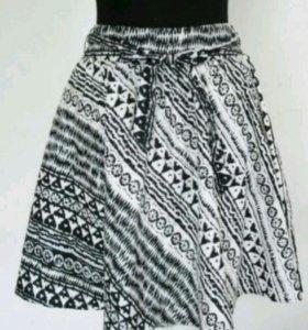 Пышная юбка новая