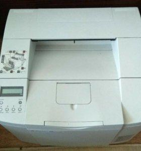 Принтер цаетной лазерный