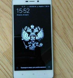 Xiaomi Redmi 3s (белый)