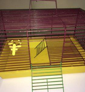 Клетка для крыс,хомяков..