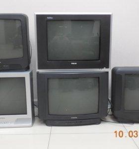 Телевизоры Б/У с новыми пультами и гарантией