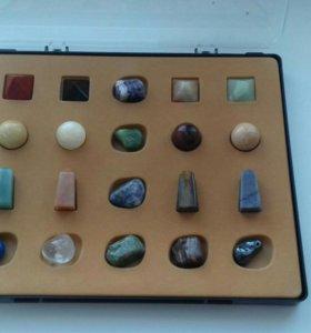 Коллекция минералов