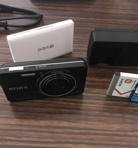 Фотоаппарат SONY DSC-W750 16.1MP