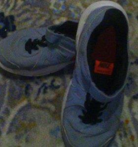Nike кроссовки отдам