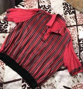 Мужская рубашка FERU