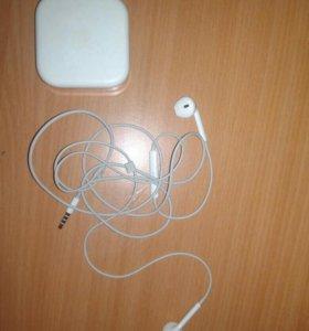 Наушники с iPhone 6s